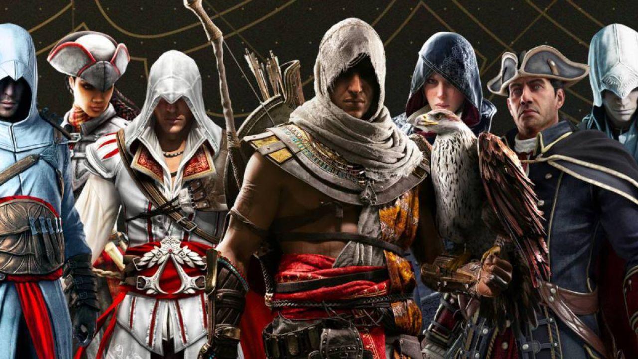 Assassins Creed: Demuestra tus conocimientos sobre la
