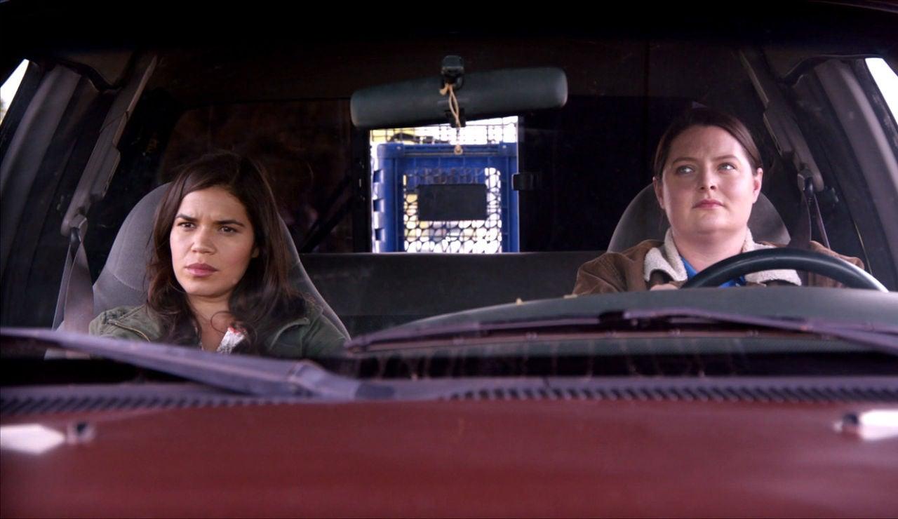 Amy y Dina