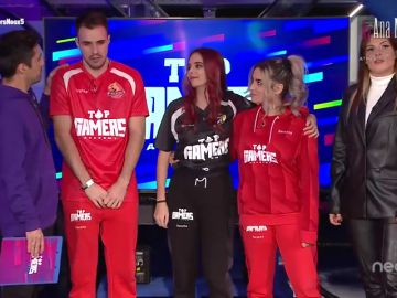 Bruce, Silsil y Lilwicca se despiden de 'Top Gamers Academy'