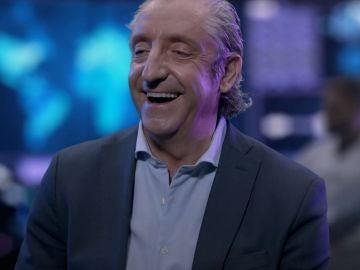 Josep Pedrerol en el corto de PS5