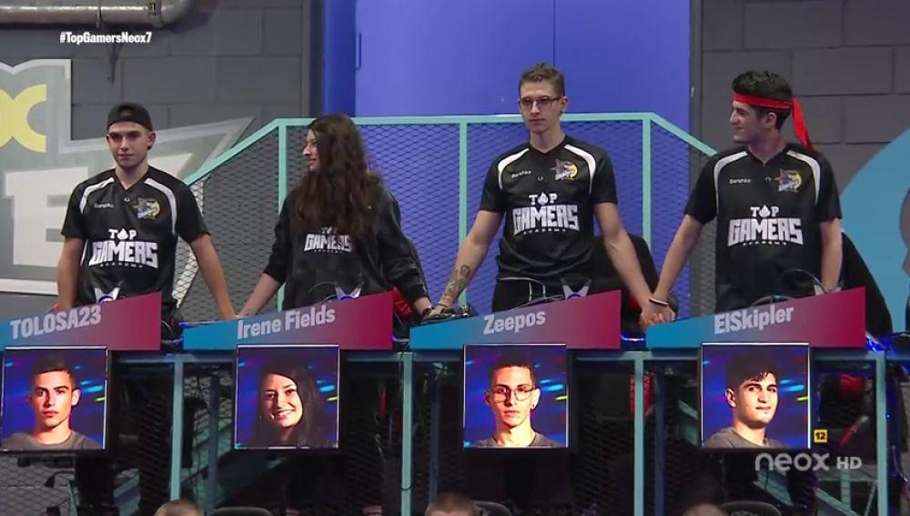 Rubius salva a Tolosa para que siga en 'Top Gamers Academy'