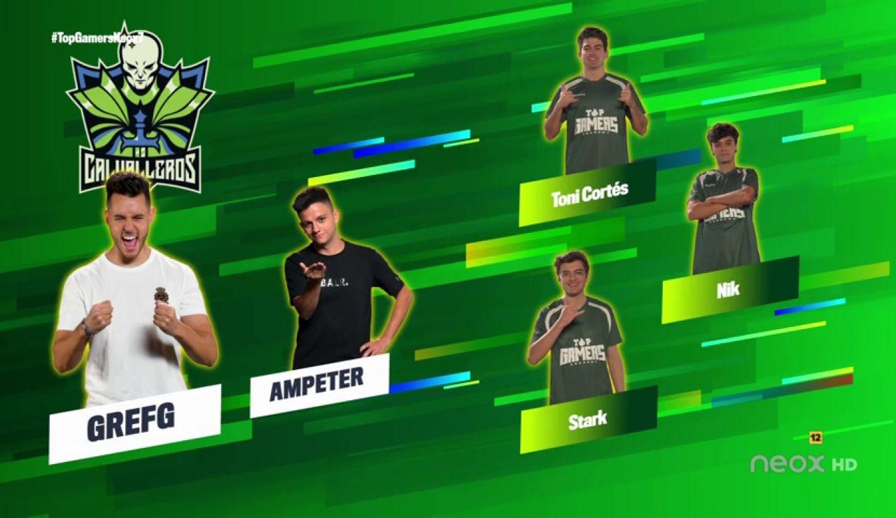 Los Calvalleros cierran su equipo para la gran final de 'Top Gamers Academy'