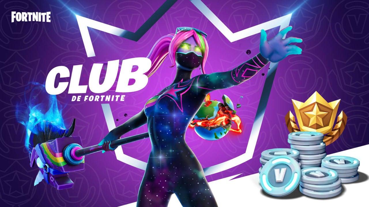 El Club de Fortnite: la nueva suscripción mensual para el battle royale de Epic Games - VÍDEO