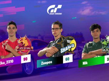 Los concursantes de 'Top Gamers Academy' se enfrentan al último torneo de la semana