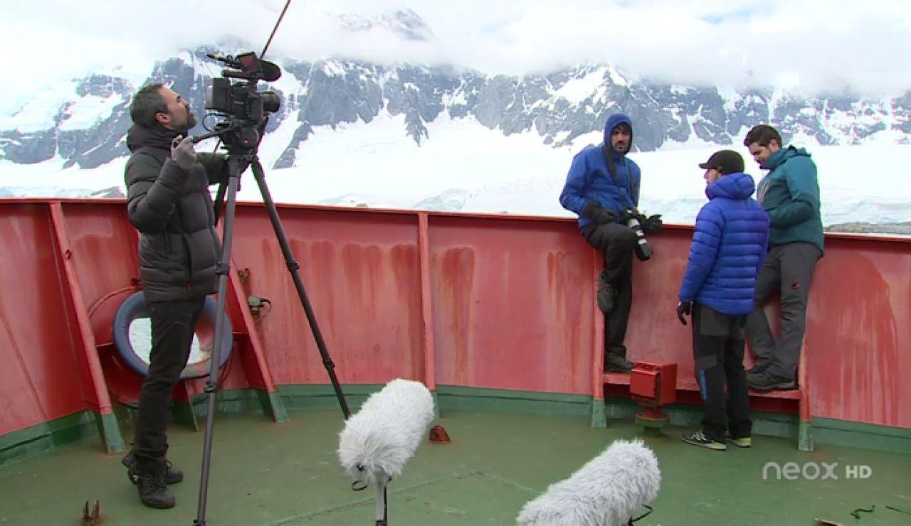 Antartida Hazte Eco