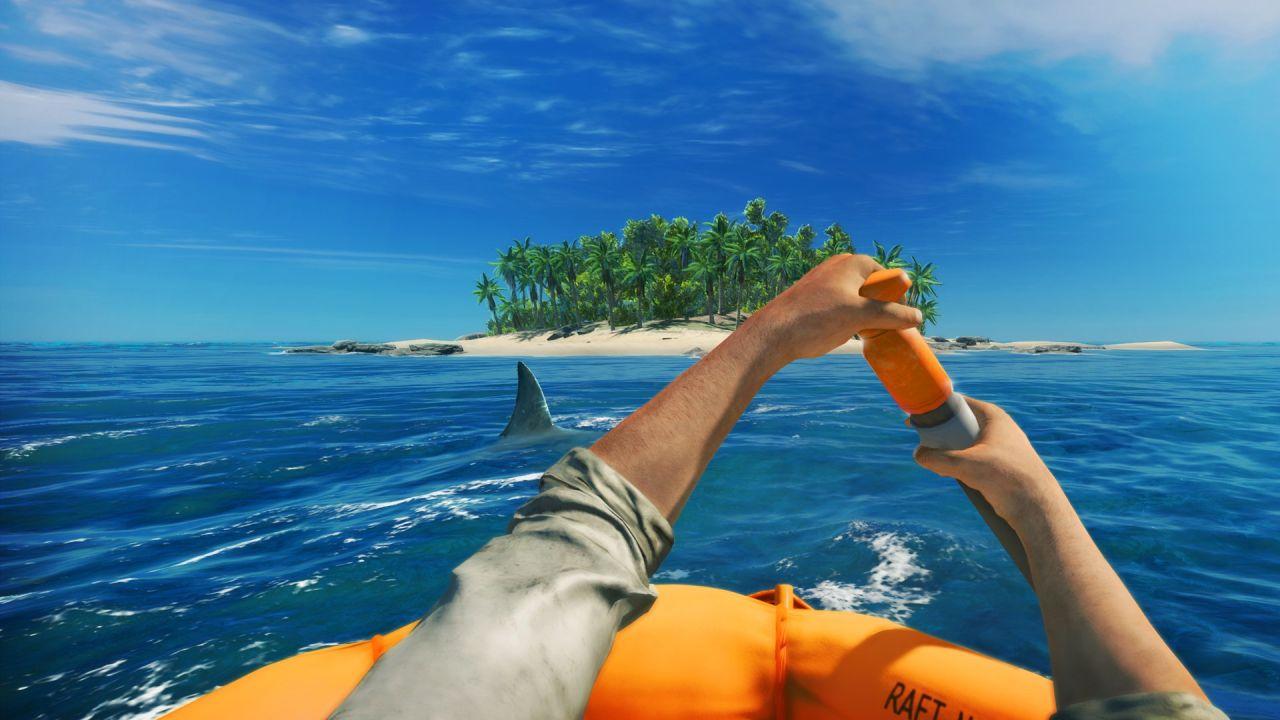 Consigue totalmente gratis Stranded Deep por los 15 días de regalos de Epic Games Store