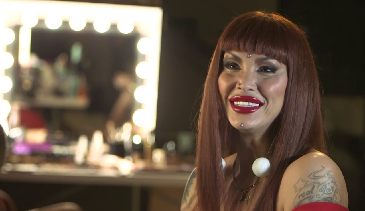 Daniela Santiago vuelve a interpretar a La Veneno en '¡Pum! A freír leches 2020'