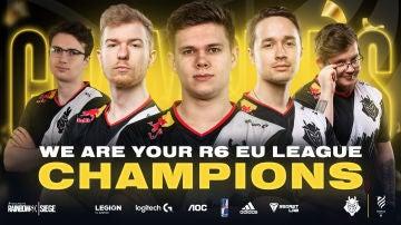 European League de R6
