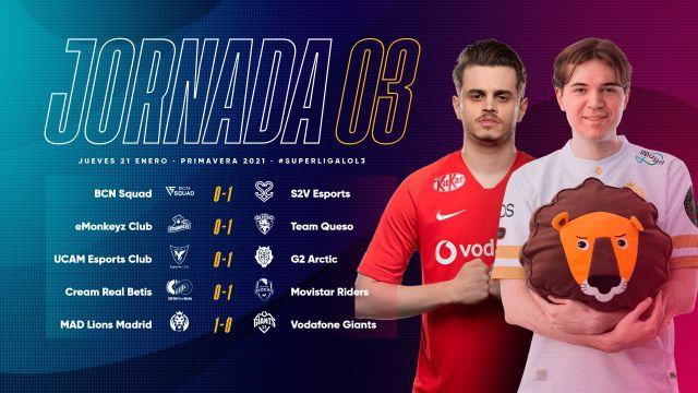 Superliga - League of Legends