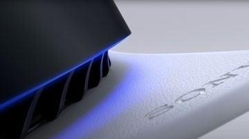 Carcasa de PlayStation 5
