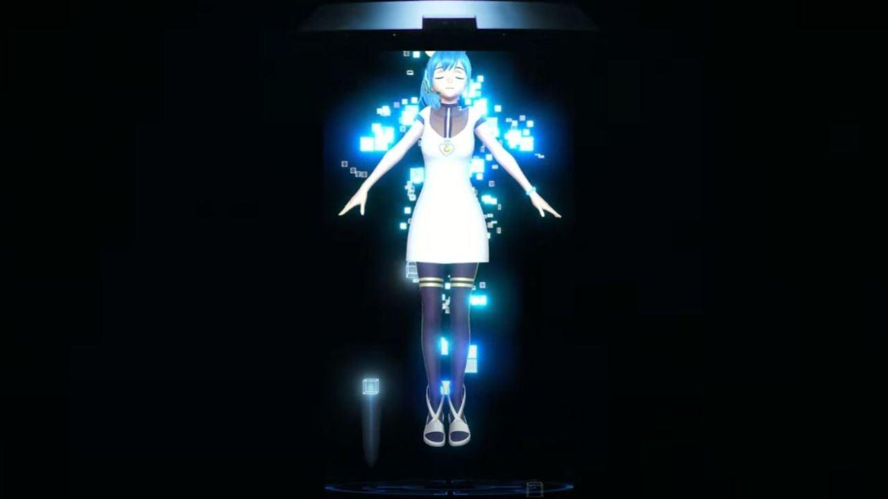 Convivir con un personaje virtual de tamaño real ya es posible - VÍDEO