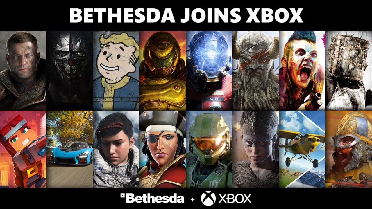 Xbox anuncia oficialmente la compra de Bethesda y confirma novedades en sus juegos - VÍDEO