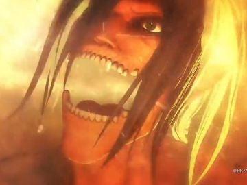 Shingeki no Kyojin para PS4