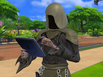 Muerte en Los Sims