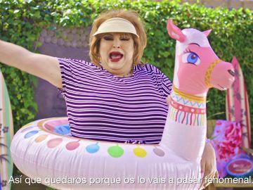 """Paca la Piraña, emocionada con el estreno de 'Love Island': """"Vosotros mismos podéis votar quién se va"""""""