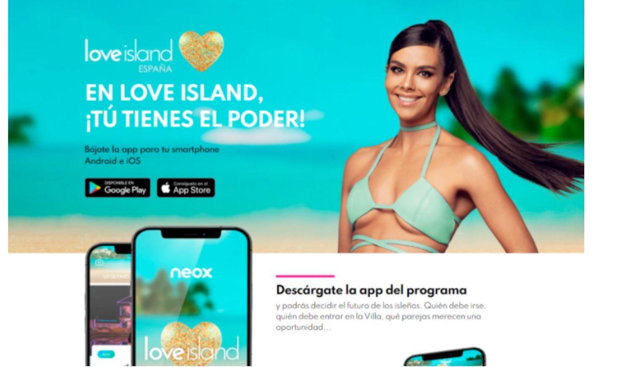 App Love Island