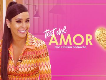 Cristina Pedroche se somete al test del amor... ¡con grandes revelaciones incluidas!