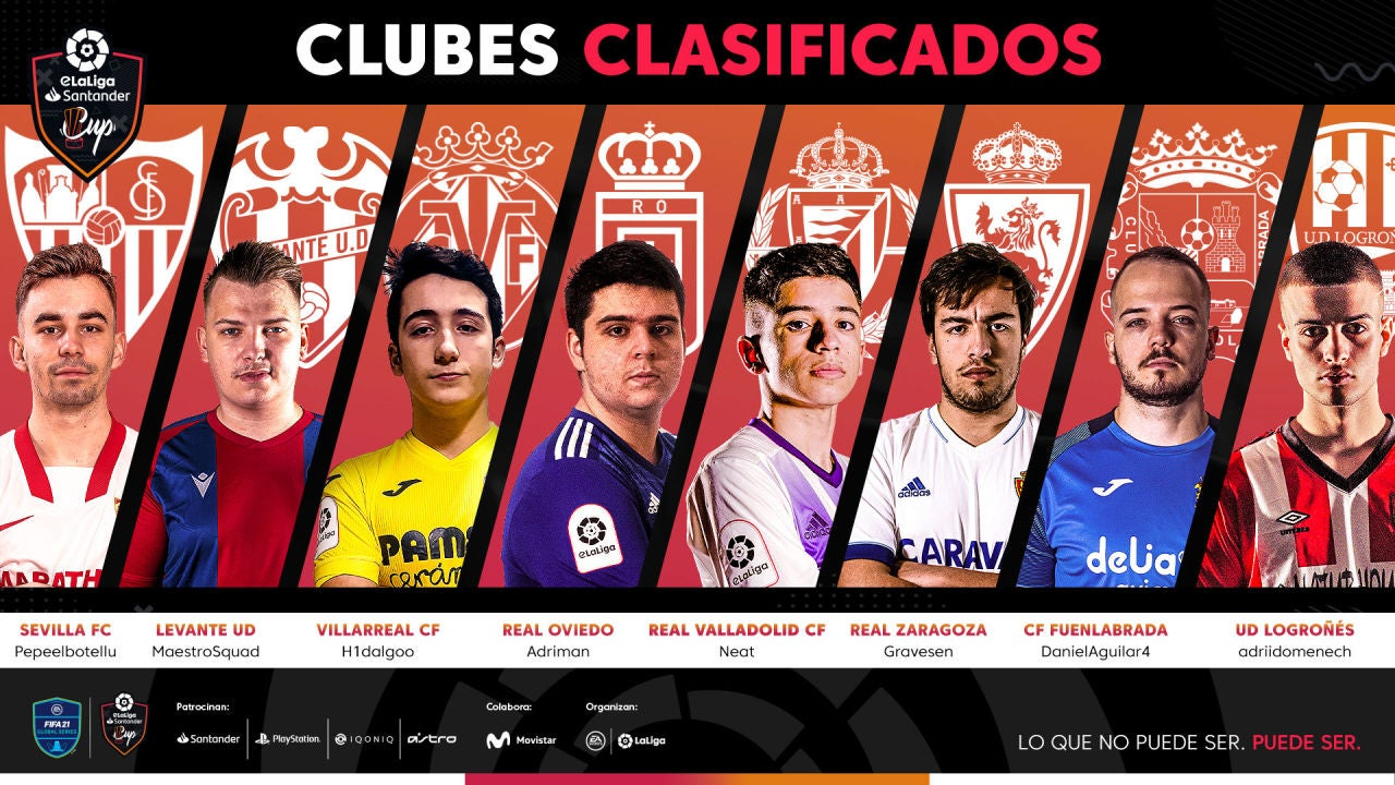 La eLaLiga Santander Cup no tiene favoritos