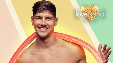 Miguel en Love Island