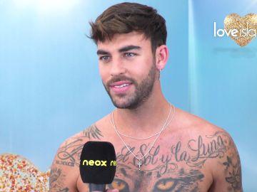 """Las virtudes de Jesús para ganar 'Love Island': """"Soy muy extrovertido y conecto muy bien con la gente"""""""