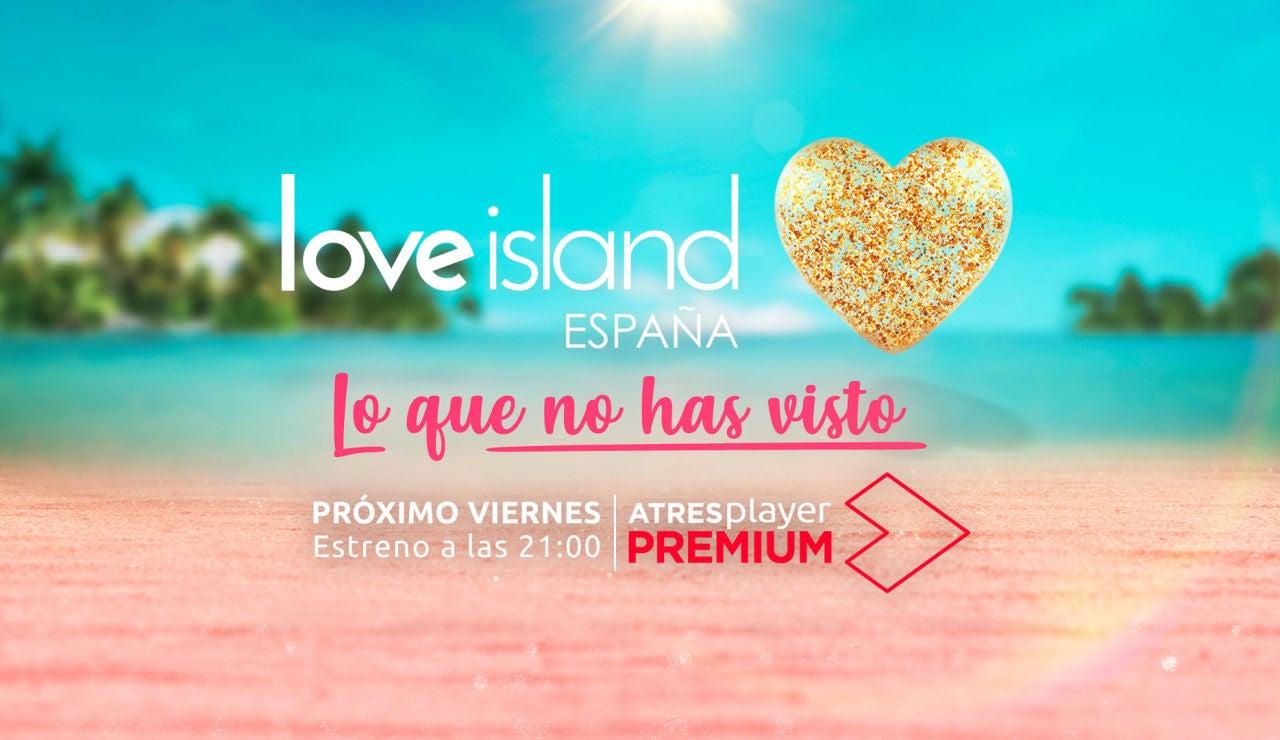 Love island, lo que no has visto (próximo viernes)