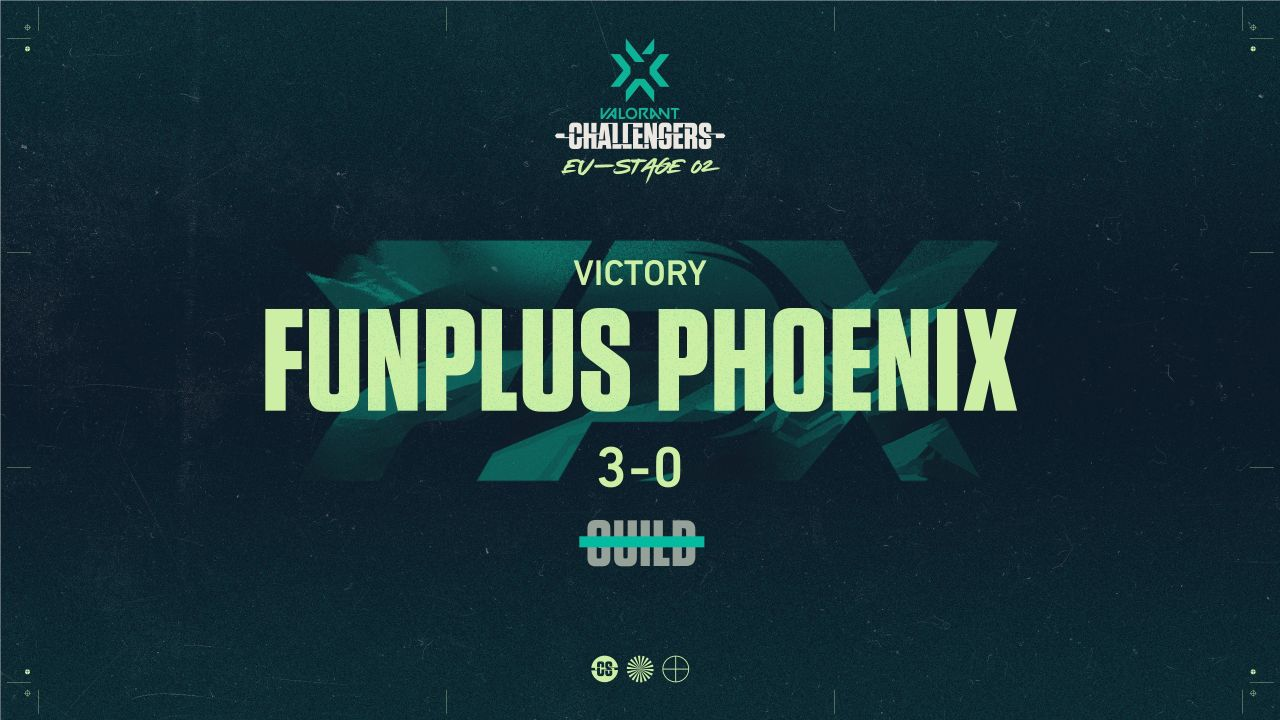 FunPlus Phoenix se proclama campeón de las Valorant Challengers