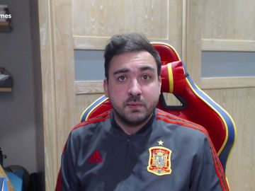 Seleccionador de la selección española de eSports