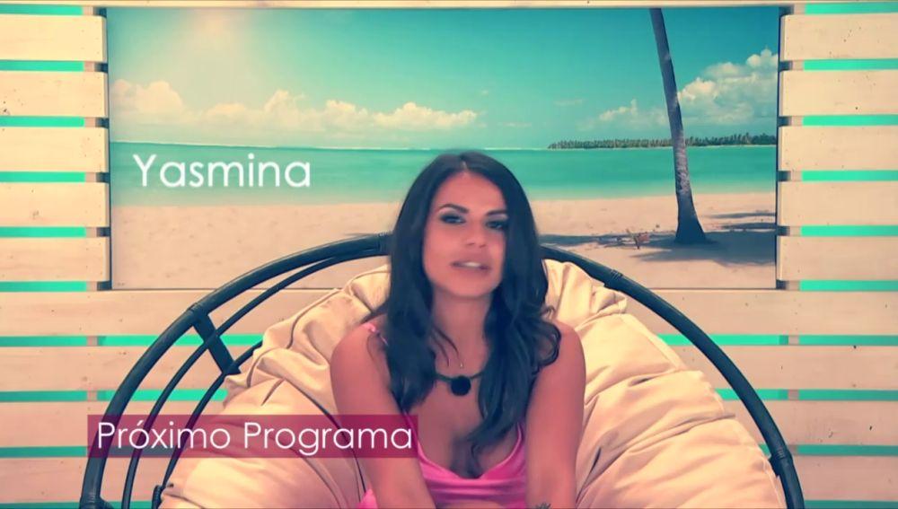 Esta noche, en Neox y Atresplayer descubre cómo Yasmina revoluciona la villa