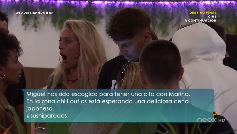 Yass y Curro abandonan la villa y una nueva soltera pone en peligro a dos parejas