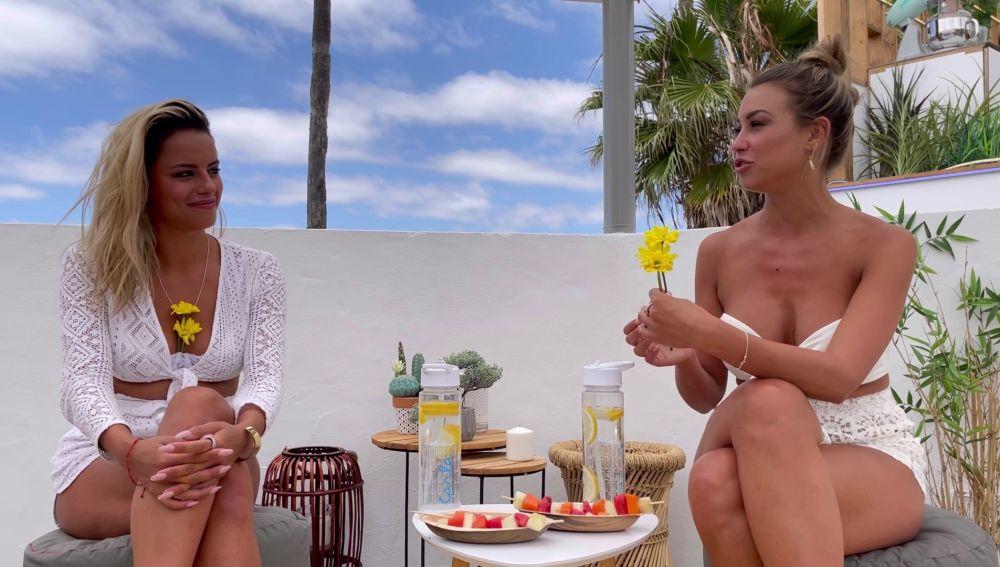 """Celia y Carla se despiden en una cita de lo más sincera: """"Me has dado todo en nada"""""""