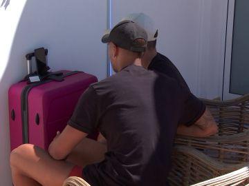 Vídeo inédito: Saúl entrevista a Miguel sobre su situación amorosa actual