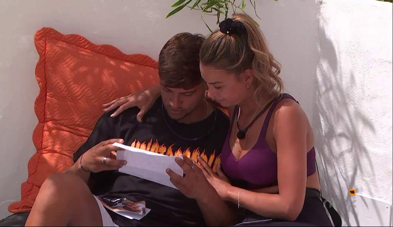 Miguel y Celia