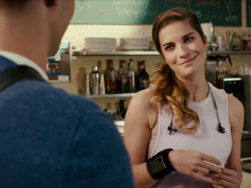 """Ted, a Alexis: """"Eres la chica más guapa que ha pisado este pueblo"""""""