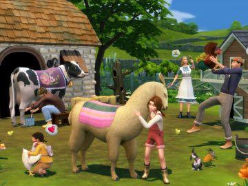 Los Sims 4: Vida en el Pueblo