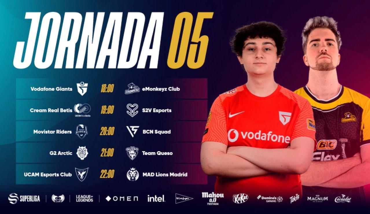 Máxima igualdad en la Superliga