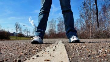 Sistema de navegación para zapatos: el curioso invento de este fabricante