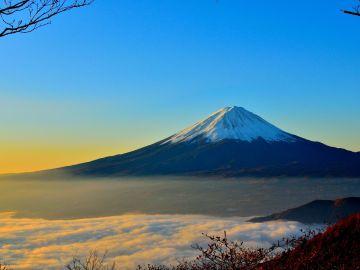 Monte Fuji Japón
