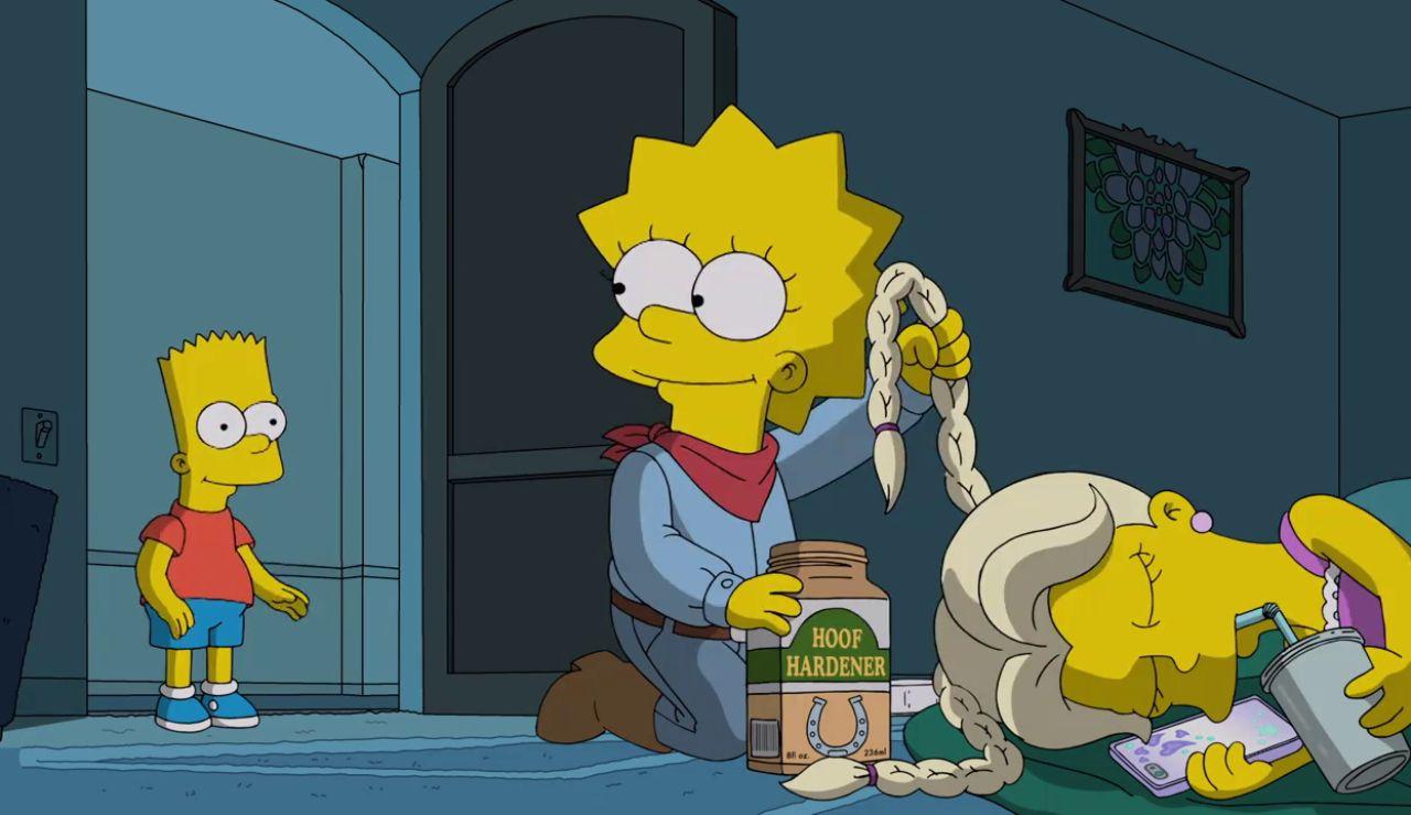 Lisa no es tan buena, ejerce su venganza