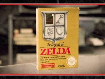 Cartucho The Legend of Zelda