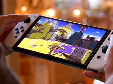 Nintendo Switch modelo OLED