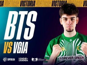 CREAM Real Betis continúa su buena racha ante Vodafone Giants