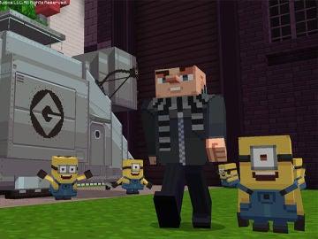 Minecraft x Minions