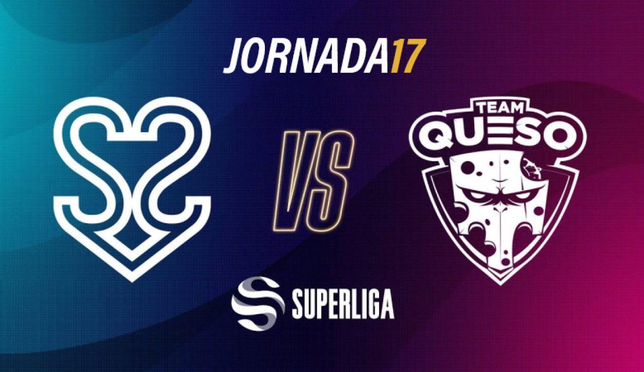 S2V Esports VS Team Queso