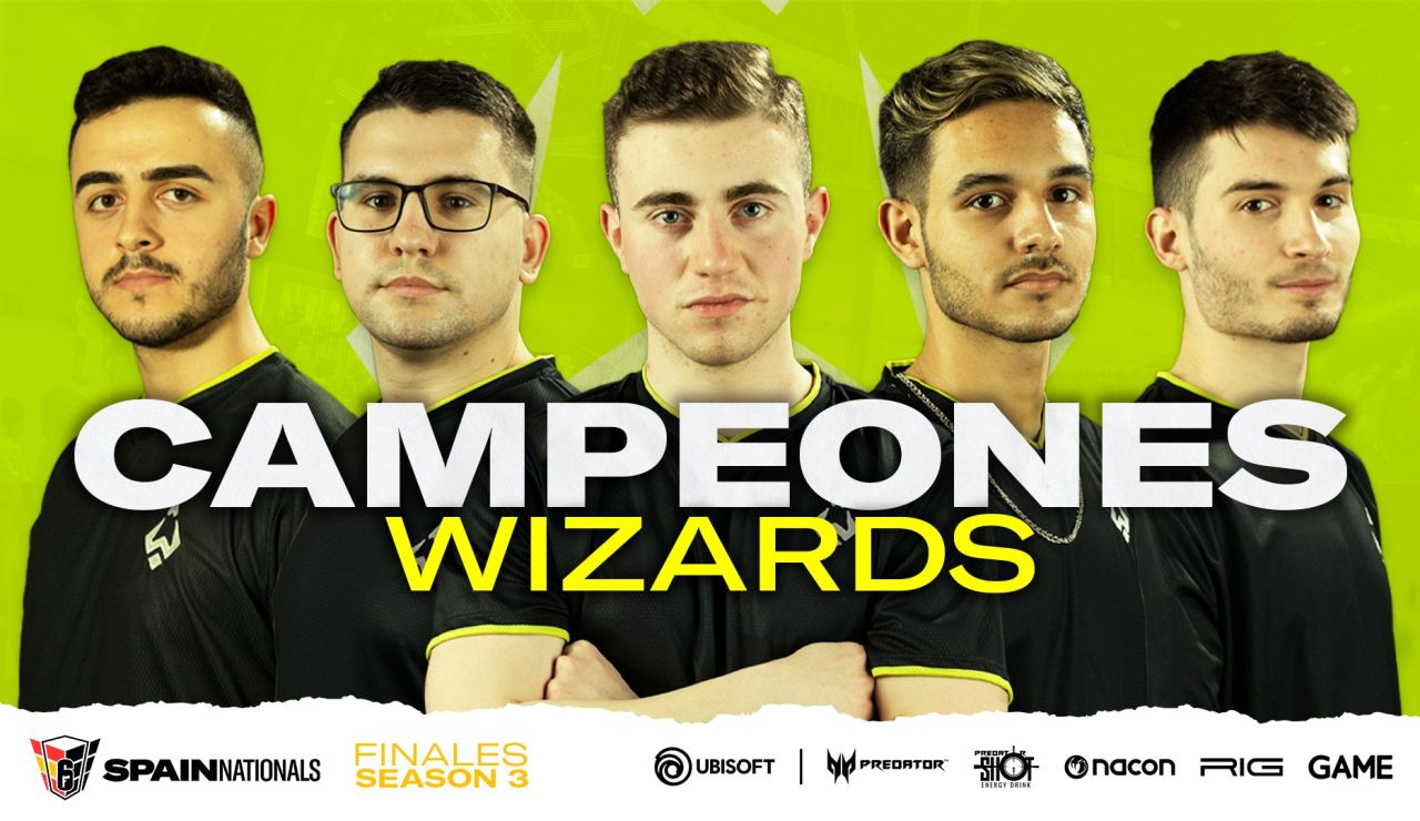 Los magos hacen historia en Spain Nationals