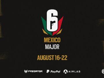 Logo Six Major México