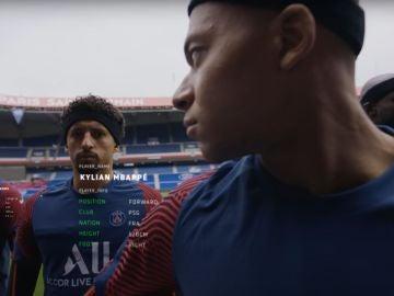Kylian Mbape en FIFA 22