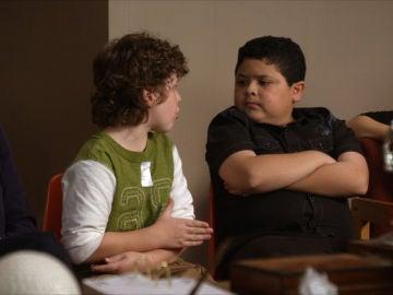Luke y Manny a la gresca