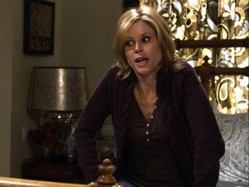 Claire preocupada por sus hijos