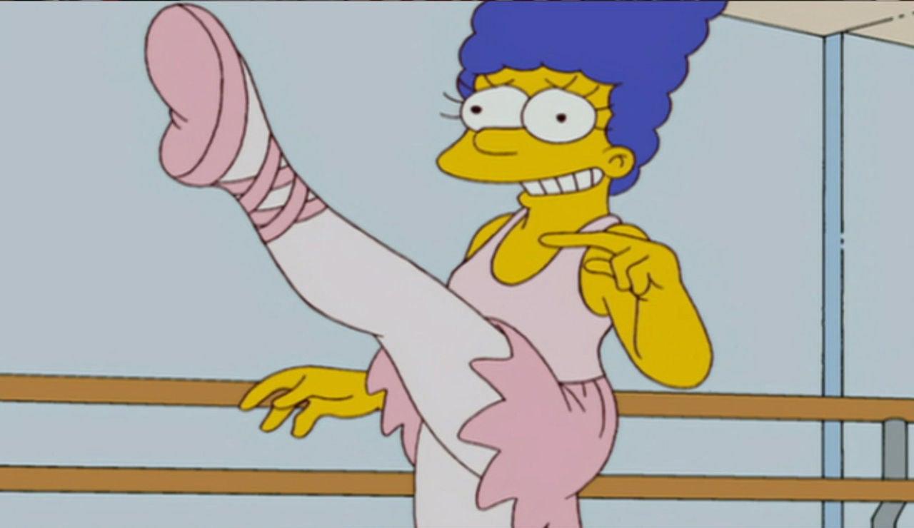 Marge, bailarina
