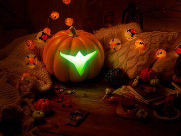 Metroid Dread en Halloween
